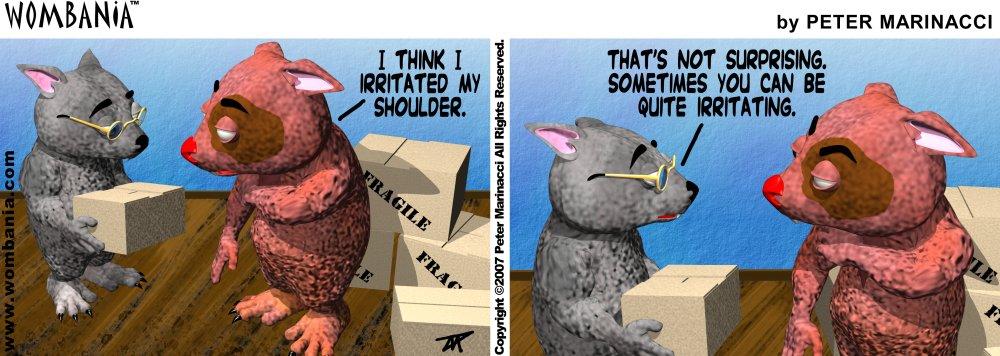 Irritating Behavior