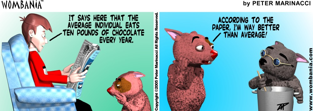 Average Chocolate Consumption