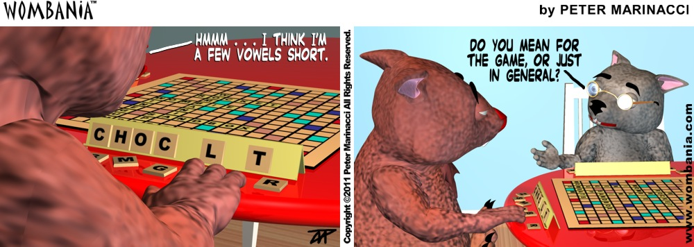 A Few Vowels Short