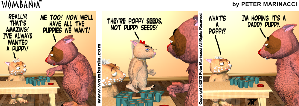 Puppy Seeds