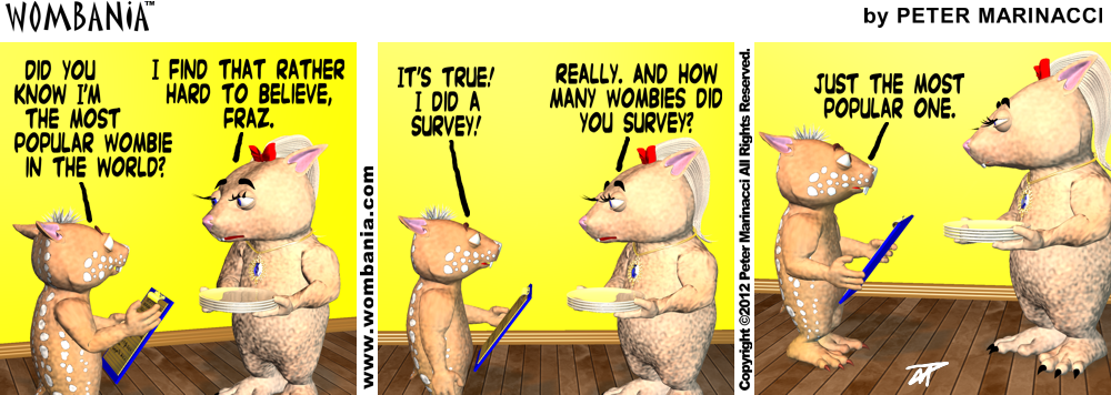 Wombie Survey