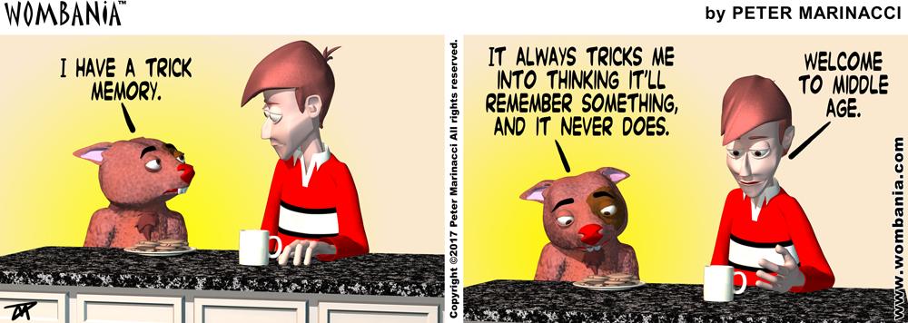 Trick Memory